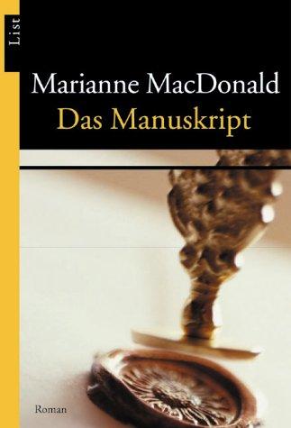 9783548605258: Das Manuskript