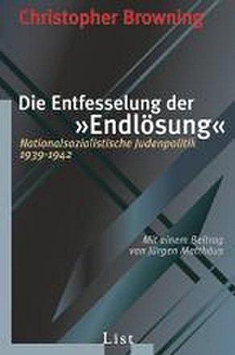 Die Entfesselung der Endlösung (3548606377) by Christopher R. Browning