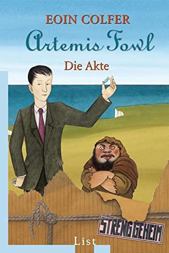 9783548607801: Artemis Fowl - Die Akte