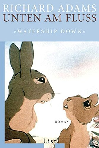 9783548608068: Unten am Fluss - Watership Down