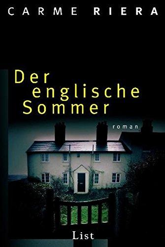 9783548608662: Der Englische Sommer (German Edition)