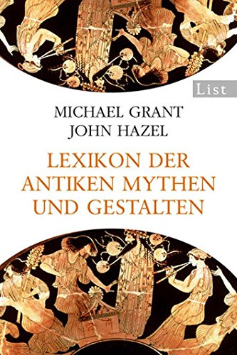 9783548609287: Lexikon der antiken Mythen und Gestalten