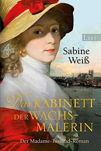9783548609775: Das Kabinett der Wachsmalerin: Der Madame-Tussaud-Roman