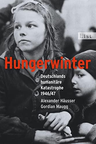 9783548610054: Hungerwinter