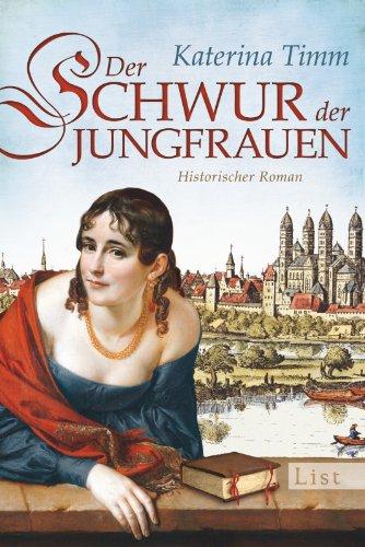 9783548611433: Der Schwur der Jungfrauen
