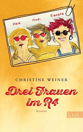 9783548612461: Drei Frauen im R4