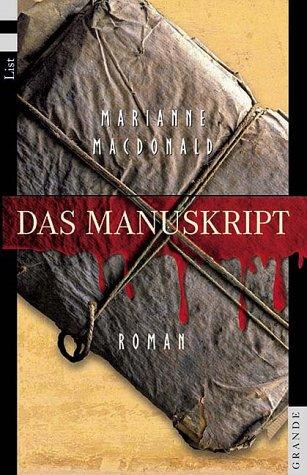 9783548680170: Das Manuskript.