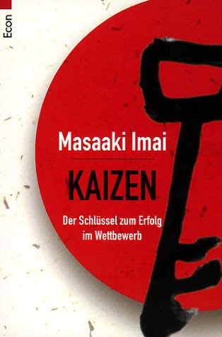 Kaizen. Der Schlüssel zum Erfolg im Wettbewerb. (3548700195) by Imai, Masaaki