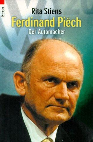 9783548700274: Ferdinand Piech. Der Automacher.