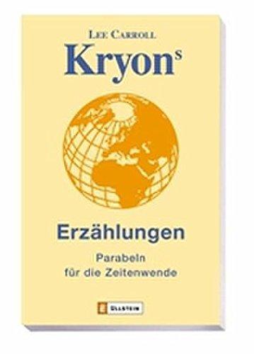 9783548741383: Kryons Erzählungen