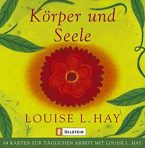 9783548741871: Körper- und Seele. Kartenset. 64 Karten zur täglichen Arbeit mit Louise L. Hay