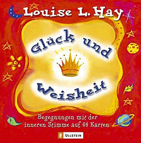 9783548741888: Glück und Weisheit: Begegnungen mit der inneren Stimme - 64 farbige Karten