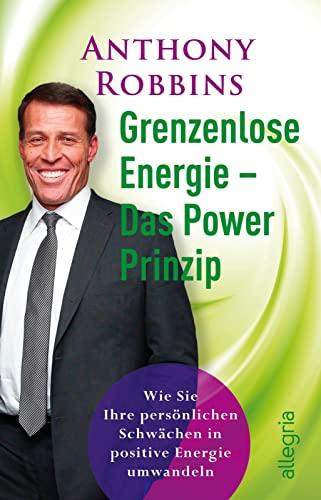 9783548742274: Das Powerprinzip. Grenzenlose Energie