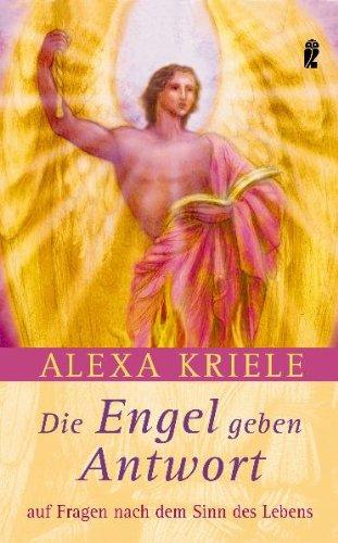 9783548742748: Die Engel geben Antwort: Auf Fragen nach dem Sinn des Lebens