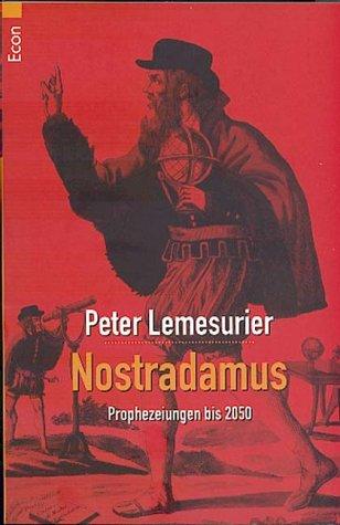 9783548750767: Nostradamus. Prophezeiungen bis 2050.