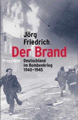 9783549071656: Der Brand (German Edition)