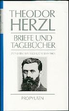 Briefe und Tagebücher Band 3: Zionistisches Tagebuch: Herzl, Theodor