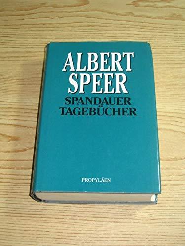 9783550052149: Spandauer Tagebücher
