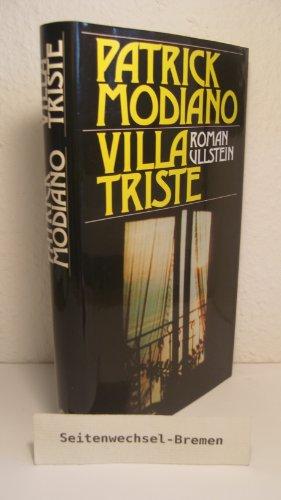 9783550062704: Villa Triste