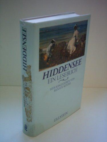 9783550065064: Hiddensee - Ein Lesebuch