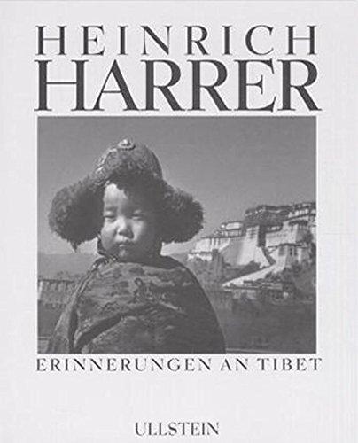 9783550068133: Erinnerungen an Tibet.