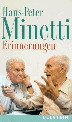 Erinnerungen - signiert: Minetti, Hans-Peter