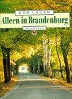 9783550069390: Alleen in Brandenburg