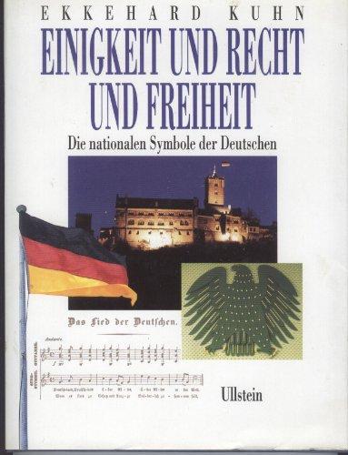 9783550078002: Einigkeit und Recht und Freiheit: Die nationalen Symbole der Deutschen