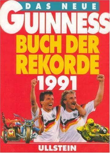 9783550078385: Das neue Guiness Buch der Rekorde 1993