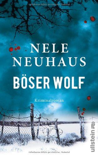9783550080166: Böser Wolf