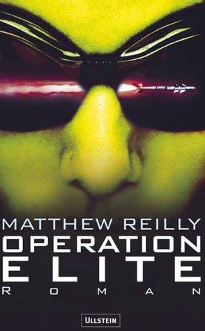 9783550084461: Operation Elite