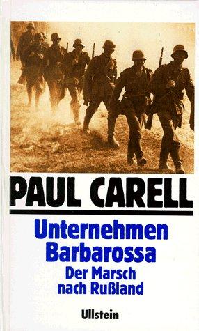 9783550085086: Unternehmen Barbarossa