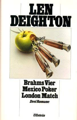 9783550085376: Brahms Vier/Mexico Poker/London Match