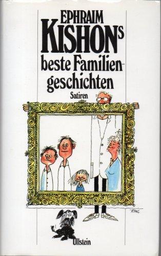 9783550085543: Kishons beste Familiengeschichten