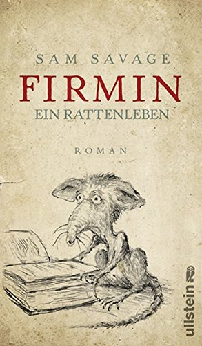 9783550087424: Firmin - Ein Rattenleben