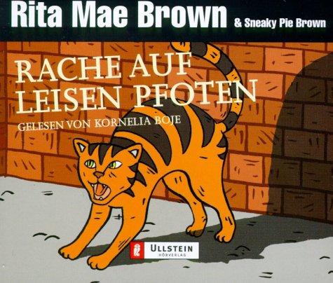 Rache auf leisen Pfoten. 4 CDs. Ein Fall für Mrs. Murphy. (3550090358) by Brown, Rita Mae; Brown, Sneaky Pie; Boje, Kornelia