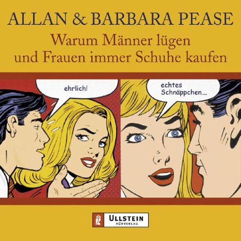 9783550090561: Warum Männer lügen und Frauen dauernd Schuhe kaufen. 3 CDs.