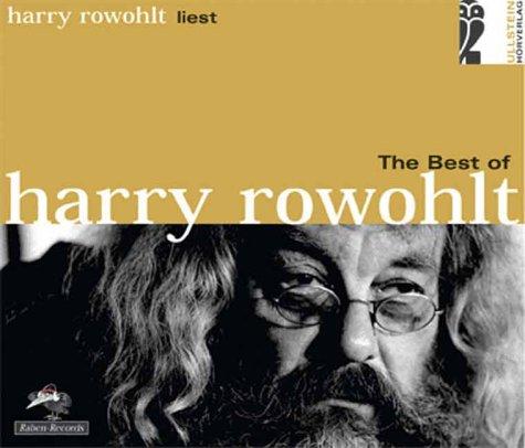 9783550090998: The best of Harry Rowohlt. Lesung (Livre en allemand)