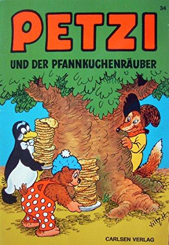 9783551010346: Petzi und der Pfannkuchenr�uber