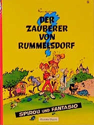 9783551012012: DER ZAUBERER VON RUMMELSDOR; SPIROU UND FANTASIO