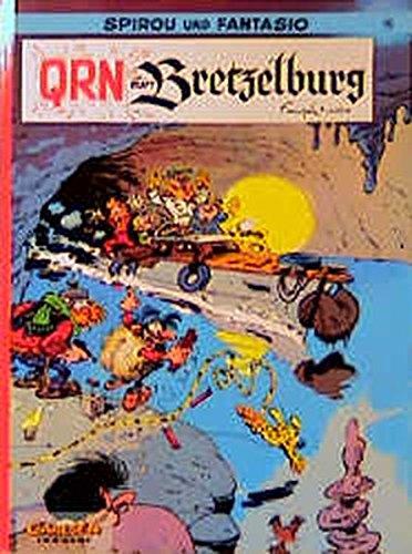 9783551012166: Spirou und Fantasio, Carlsen Comics, Bd.16, QRN ruft Bretzelburg