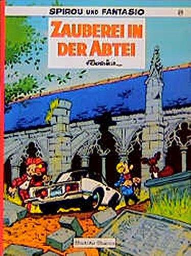 Spirou und Fantasio, Carlsen Comics, Bd.20, Zauberei: Andre,Fournier, Jean-Claude Franquin