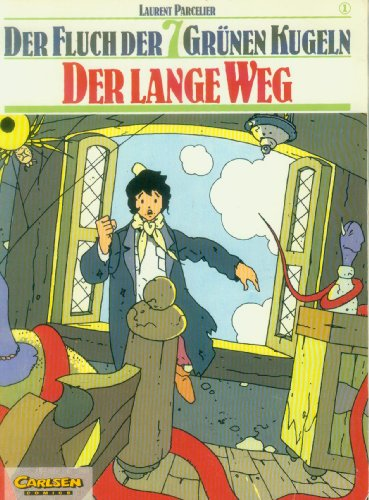 9783551014412: Der Fluch der 7 grünen Kugeln, Bd. 1: Der Lange Weg