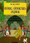 9783551015020: Tim Und Struppi: Konig Ottokars Zepter (German Edition)