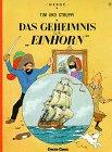 9783551015112: DAS GEHEIMNIS DER EINHORN (Tintin en Allemand)