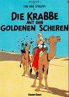 9783551015174: DIE KRABBE MIT DEN GOLDENEN SCHEREN (Tintin Allemand)