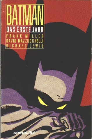 9783551017208: Batman: Das erste Jahr