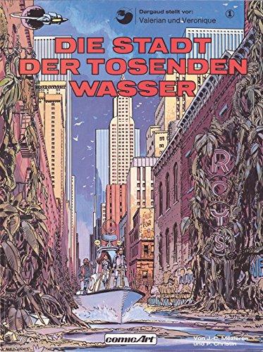 Valerian und Veronique 01 bis 08, 8 Hefte privat gebunden in zwei Bänden: Christin P., ...