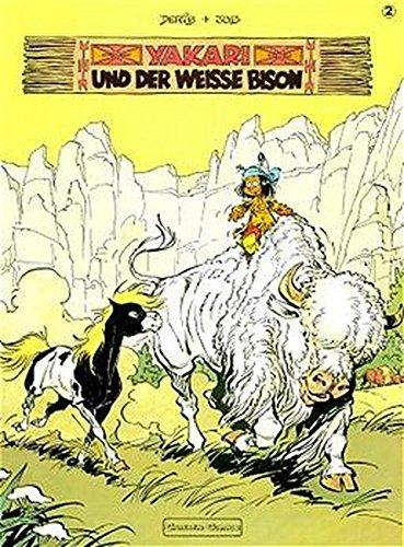 Yakari, Bd.2, Yakari und der weiße Bison: Derib, Job