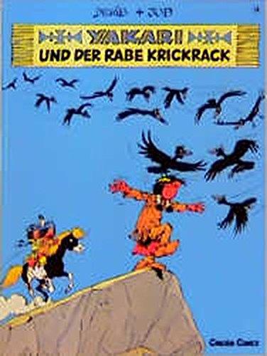 9783551019547: Yakari 14. und der Rabe Krickrack.